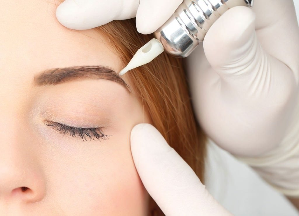 Semi Permanent Eyebrows Scalp Micro Usa
